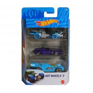 Set 3 Masini, Hot Wheels 3, Model 4