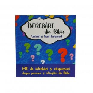 Întrebări din Biblie - Vechiul și Noul Testament